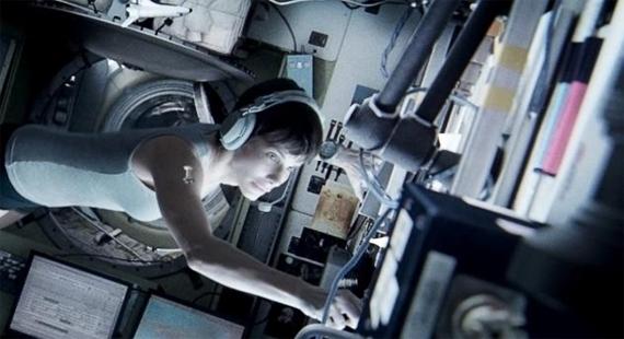 Der Schiffbruch im Weltall