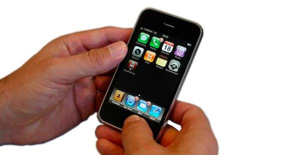 Mit dem Handy ins Internet