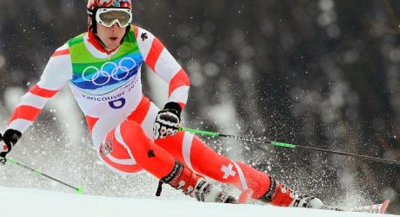 Schweiz Olympische Winterspiele laufen