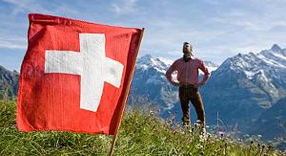 Schweizer Musterknaben