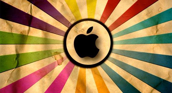 Nun reifen Apples Früchte
