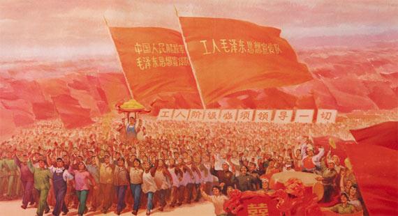 Mystik statt Mao