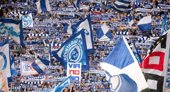 Champions League - Die Fans