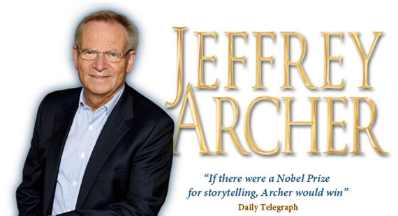 Jeffrey Howard Archer