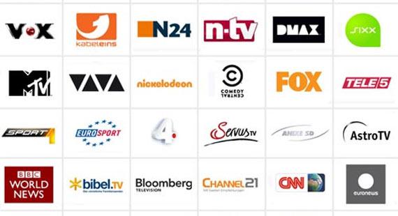 privaten TV-Sender