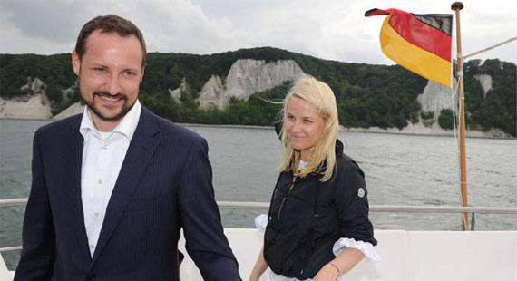 Kronprinz Haakon heiratet eine Bürgerliche Norwegen