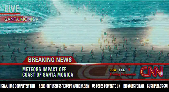 Jüngster Tag auf CNN